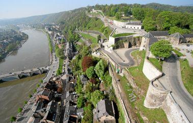 Citadelle de Namur-Visites - Curiosités à Province de Namur